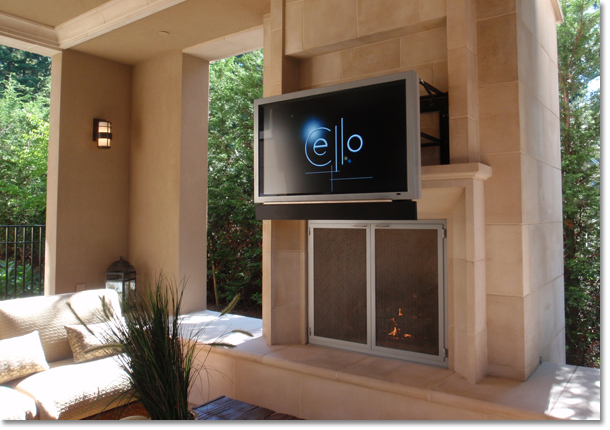 Outdoor Entertainment Design And Installation Seattle