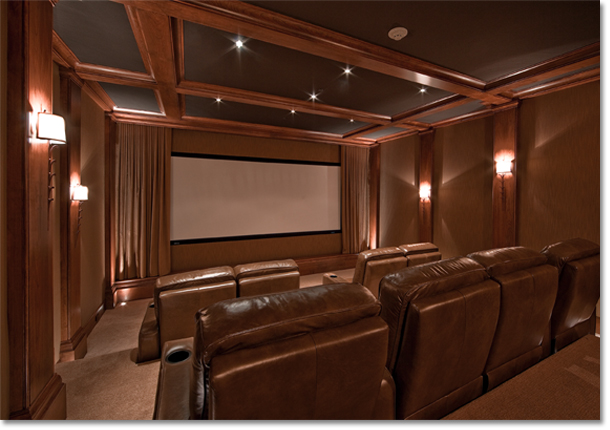 Williams Home Theater Design And Installation