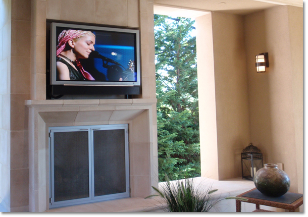 Cello custom products drop down tv mount - Drop down tv mount ...